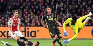 Ювентус – Аякс прогноз на матч Лиги чемпионов 16.04.2019