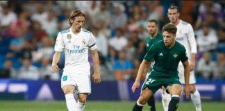 Реал – Бетис прогноз на матч Примеры 19.05.2019