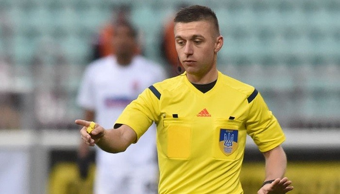 Арбитр матча Арсенал — Черноморец получил пощечину в раздевалке