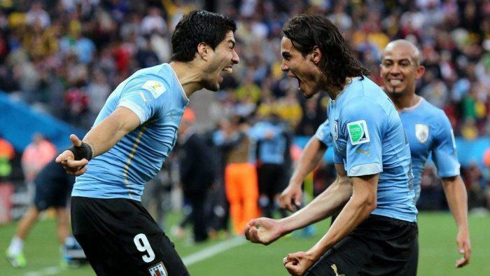 Уругвай — Эквадор: фаворит не подведет