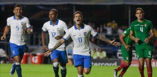 Бразилия - Венесуэла прогноз на матч Копа Америка 19.06.2019
