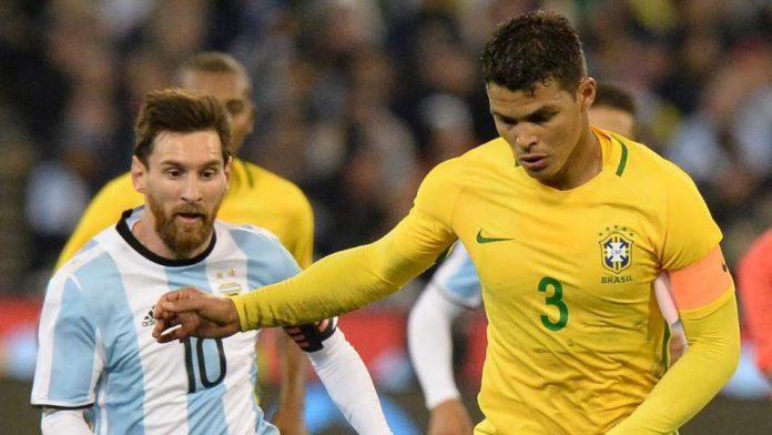 Бразилия - Аргентина прогноз