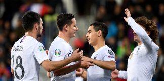Франция - Албания прогноз