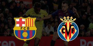 Барселона - Вильярреал прогноз