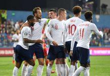 Англия - Болгария прогноз