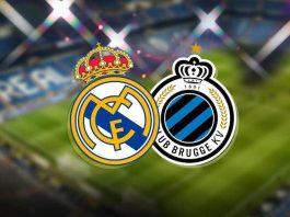 Реал Мадрид - Брюгге прогноз
