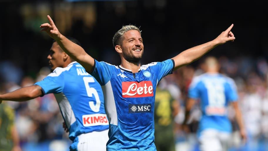 Генк — Наполи: уверенная победа для Анчелотти